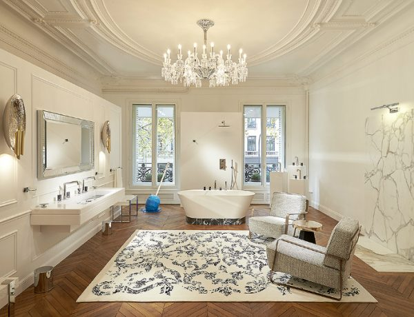 bathroom collection Stéphanie Coutas Creates Refined Bathroom Collection for THG Paris featured 24 600x460