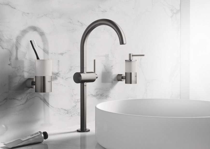 Appreaciate the Design of Minimalist Bathroom Faucets by Grohe 5 minimalist bathroom Appreaciate the Design of Minimalist Bathroom Faucets by Grohe Appreaciate the Design of Minimalist Bathroom Faucets by Grohe 5