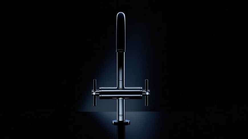 Appreaciate the Design of Minimalist Bathroom Faucets by Grohe 6 minimalist bathroom Appreaciate the Design of Minimalist Bathroom Faucets by Grohe Appreaciate the Design of Minimalist Bathroom Faucets by Grohe 6
