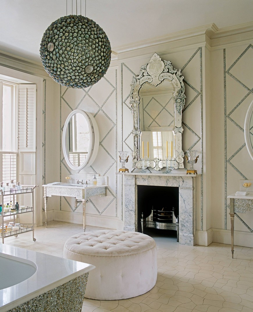 Design Ideas on How to Create the Perfect Victorian-Style Bathroom Set 3