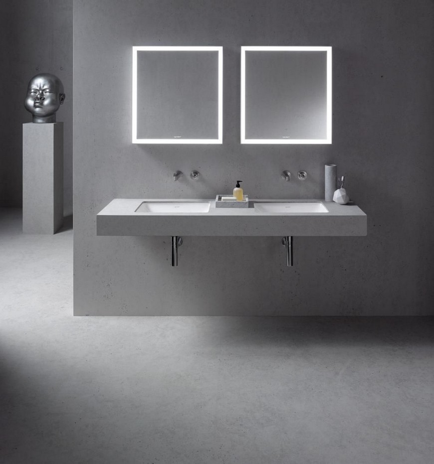Modern Design Discover ME by Philippe Starck: A Modern Design Collection for Duravit Discover ME by Philippe Starck A Modern Design Collection for Duravit 2
