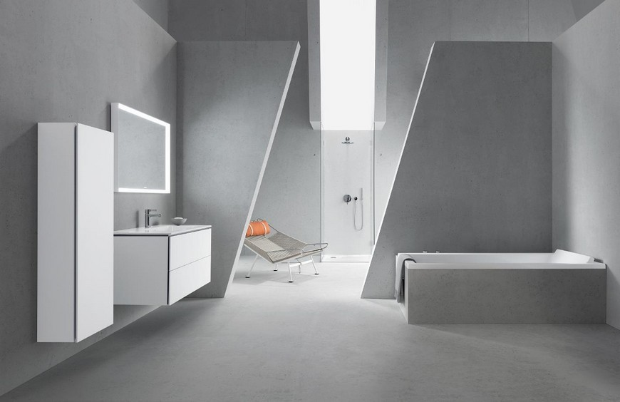 Discover ME by Philippe Starck A Modern Design Collection for Duravit 4 bathroom decor Bathroom Decor through the Eyes of World-Famous Interior Designers Discover ME by Philippe Starck A Modern Design Collection for Duravit 4