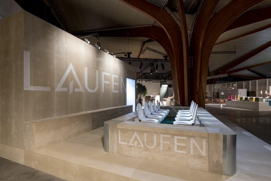 Laufen at the Biennale Interieur, Belgium, Kortrijk 2018