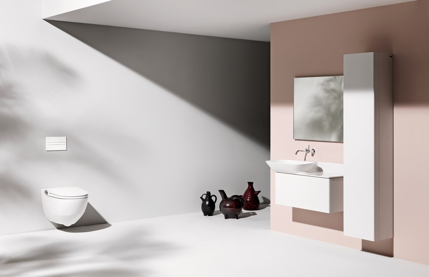 Laufen Bathrooms' Cleanet Riva Offers a New Vision for Shower Toilets 6