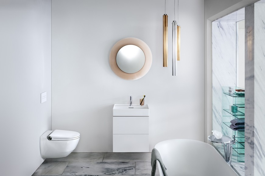 Laufen Bathrooms' Cleanet Riva Offers a New Vision for Shower Toilets 7
