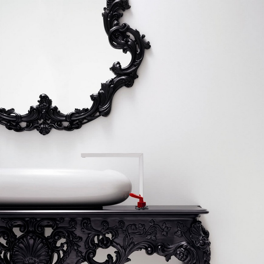 Reminisce Over the Bagno Bisazza Bathroom Collection by Marcel Wanders 2
