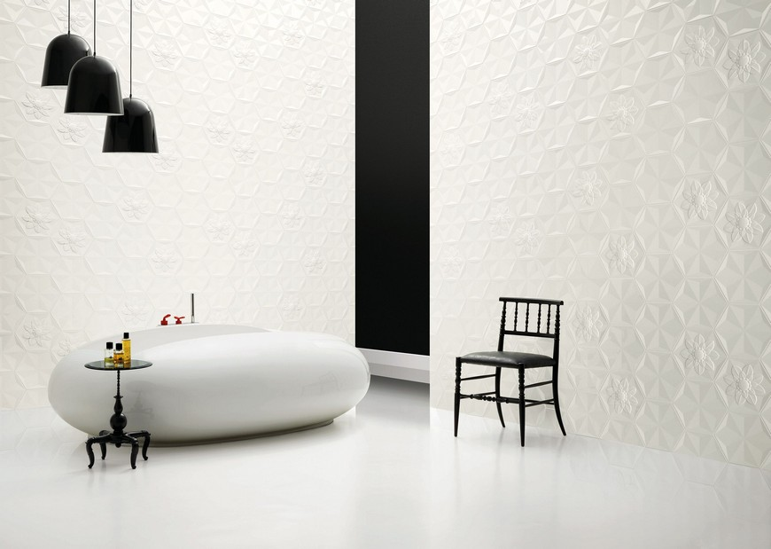 Reminisce Over the Bagno Bisazza Bathroom Collection by Marcel Wanders 5