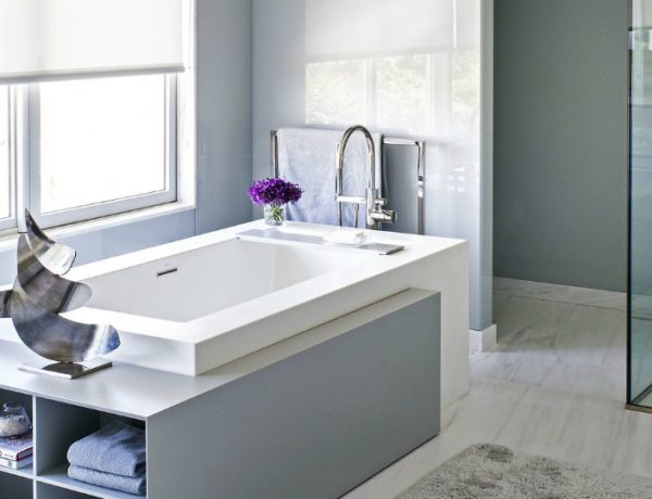 modern bathrooms See Amazing Ideas on How to Impeccably Decorate Modern Bathrooms featured 11 600x460