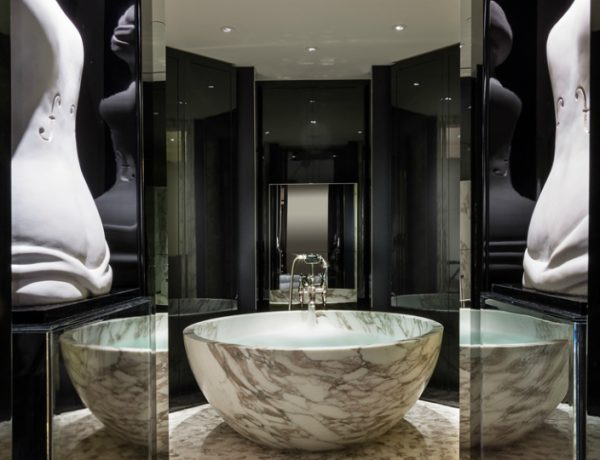 hotel bathrooms Outstanding Hotel Bathrooms You Have to Experience By Year's End featured 4 600x460