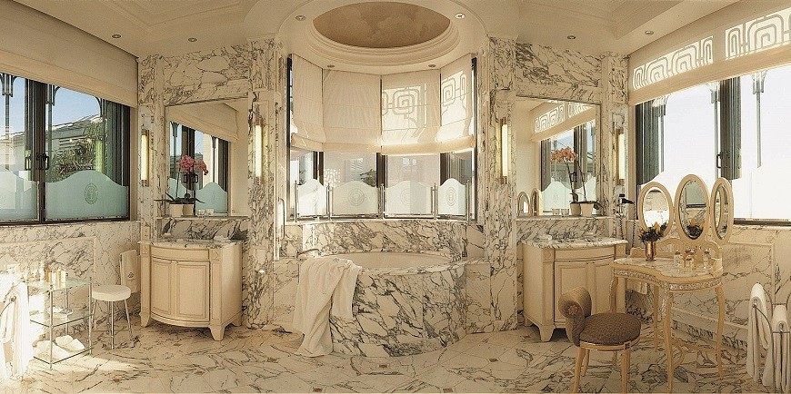 Bathroom Decor through the Eyes of World-Famous Interior Designers 14 bathroom decor Bathroom Decor through the Eyes of World-Famous Interior Designers Bathroom Decor through the Eyes of World Famous Interior Designers 14