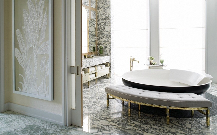 Bathroom Decor through the Eyes of World-Famous Interior Designers 3 bathroom decor Bathroom Decor through the Eyes of World-Famous Interior Designers Bathroom Decor through the Eyes of World Famous Interior Designers 3