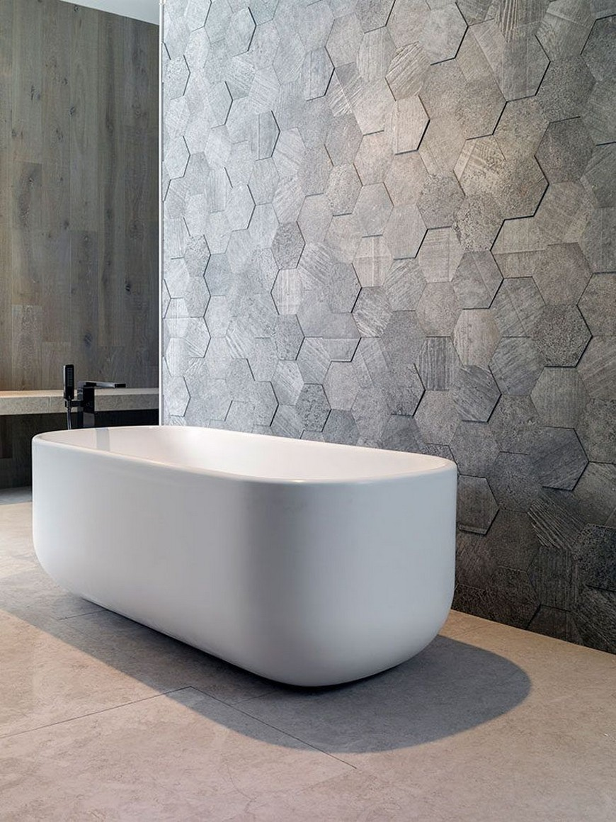 bathroom tile trends Take a Look at the Most Exciting Bathroom Tile Trends for 2019 Discover the Most Exciting Bathroom Tile Trends for 2019 11