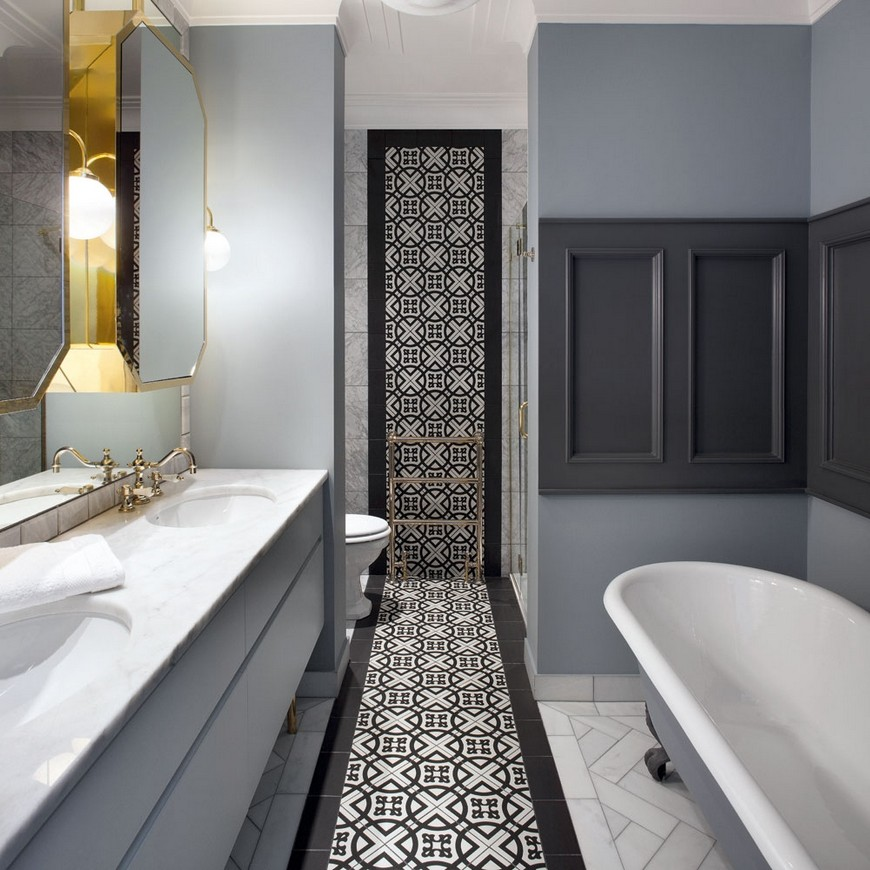 Discover the Most Exciting Bathroom Tile Trends for 2019 12 Discover the Most Exciting Bathroom Tile Trends for 2019 bathroom tile trends Take a Look at the Most Exciting Bathroom Tile Trends for 2019 Discover the Most Exciting Bathroom Tile Trends for 2019 12