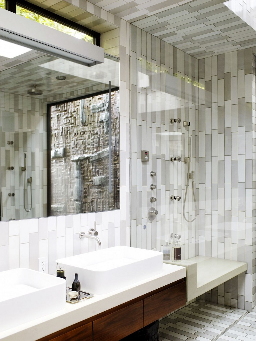 Discover the Most Exciting Bathroom Tile Trends for 2019 14 bathroom tile trends Take a Look at the Most Exciting Bathroom Tile Trends for 2019 Discover the Most Exciting Bathroom Tile Trends for 2019 14