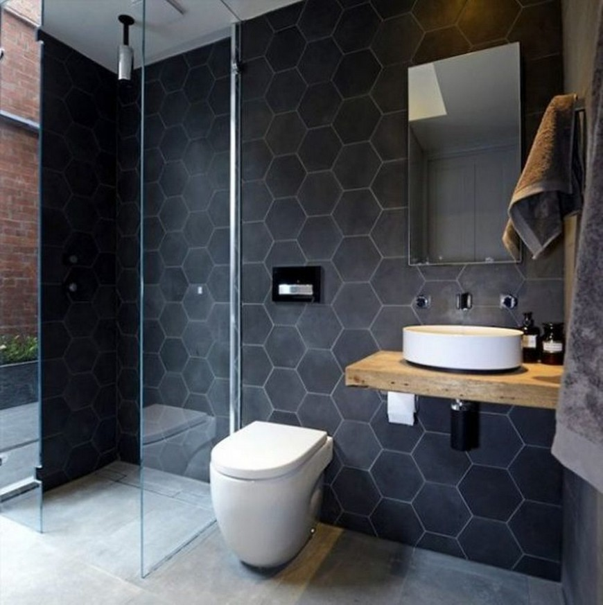 Discover the Most Exciting Bathroom Tile Trends for 2019 2 Discover the Most Exciting Bathroom Tile Trends for 2019 bathroom tile trends Take a Look at the Most Exciting Bathroom Tile Trends for 2019 Discover the Most Exciting Bathroom Tile Trends for 2019 2
