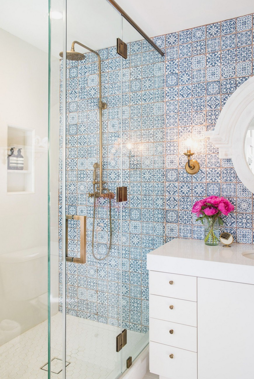 bathroom tile trends Take a Look at the Most Exciting Bathroom Tile Trends for 2019 Discover the Most Exciting Bathroom Tile Trends for 2019 8
