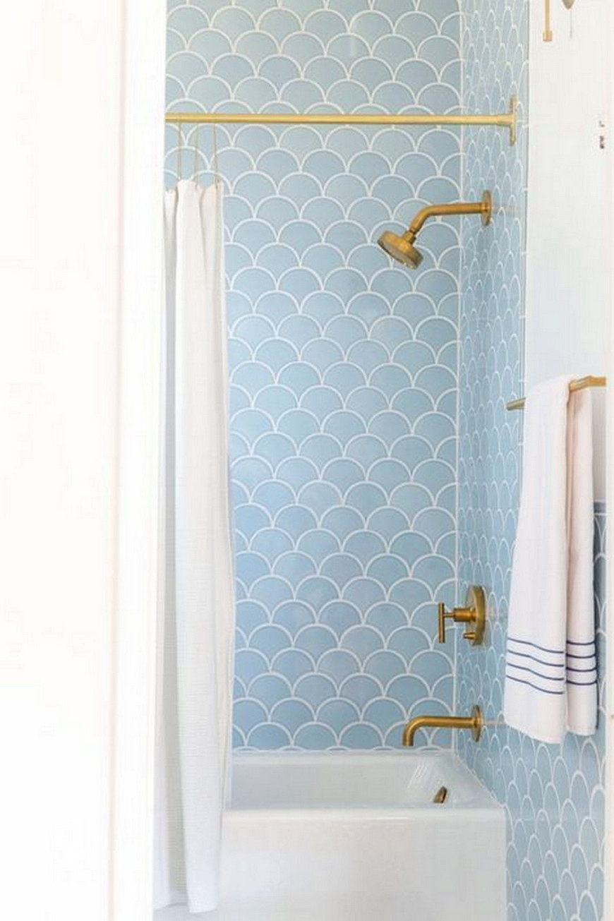 Discover the Most Exciting Bathroom Tile Trends for 2019 9 bathroom tile trends Take a Look at the Most Exciting Bathroom Tile Trends for 2019 Discover the Most Exciting Bathroom Tile Trends for 2019 9