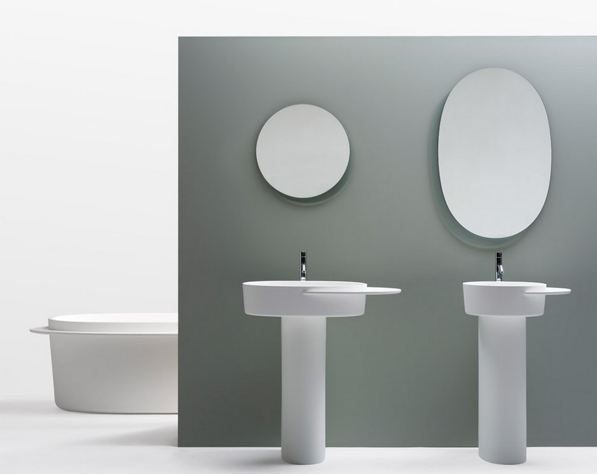 Explore the Plateau Bathroom Collection by Sebastian Herkner for Ex.T 7 Bathroom Collection Explore the Plateau Bathroom Collection by Sebastian Herkner for Ex.T Explore the Plateau Bathroom Collection by Sebastian Herkner for Ex