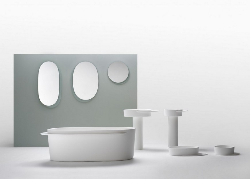 Explore the Plateau Bathroom Collection by Sebastian Herkner for Ex.T 9 Bathroom Collection Explore the Plateau Bathroom Collection by Sebastian Herkner for Ex.T Explore the Plateau Bathroom Collection by Sebastian Herkner for Ex