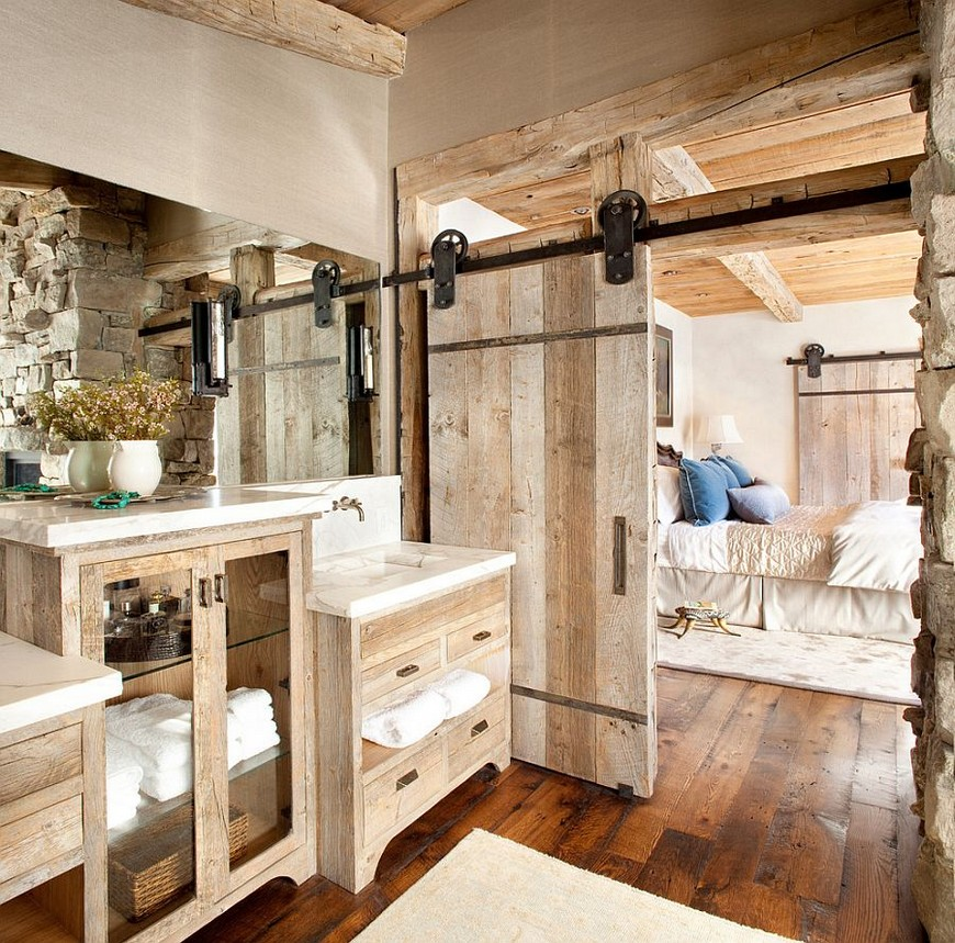Give a Rustic Vibe to Your Bathroom Design with Unique Farmhouse Ideas 1 bathroom design Give a Rustic Vibe to Your Bathroom Design with Unique Farmhouse Ideas Give a Rustic Vibe to Your Bathroom Design with Unique Farmhouse Ideas 1