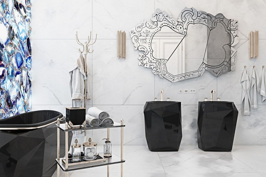 Introduce Top Designer Furniture to Your Bathroom Interior 1 designer furniture Introduce Top Designer Furniture to Your Bathroom Interior Introduce Top Designer Furniture to Your Bathroom Interior 1