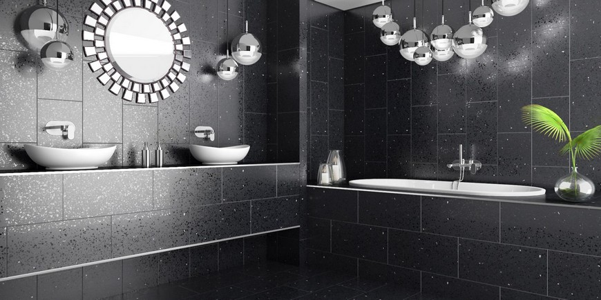 Julien Macdonald Designs Tile Collection in Hollywood Glamour Style 4