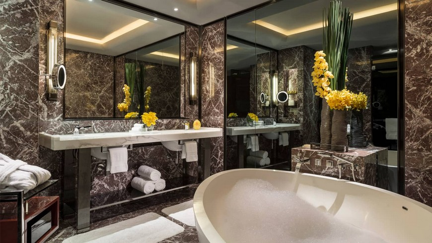 Lobby and Bathroom Designs of Some of the World's Best Luxury Hotels 11 bathroom designs Lobby and Bathroom Designs of Some of the World's Best Luxury Hotels Lobby and Bathroom Designs of Some of the Worlds Best Luxury Hotels 11