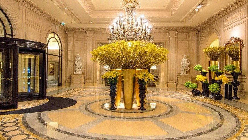 Lobby and Bathroom Designs of Some of the World's Best Luxury Hotels 9 bathroom designs Lobby and Bathroom Designs of Some of the World's Best Luxury Hotels Lobby and Bathroom Designs of Some of the Worlds Best Luxury Hotels 9