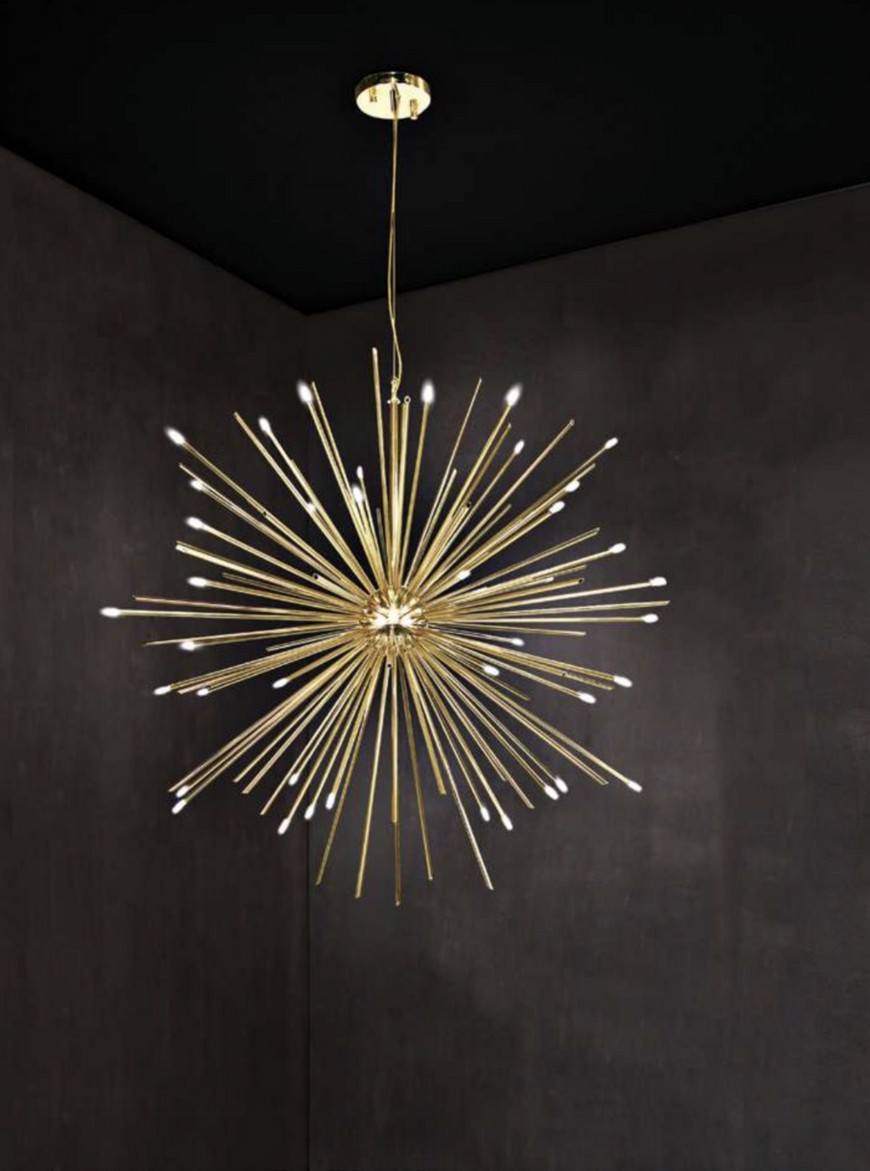 The Most Dramatic Mid-Century Modern Chandeliers for Master Bathrooms 1 Master Bathrooms The Most Dramatic Mid-Century Modern Chandeliers for Master Bathrooms The Most Dramatic Mid Century Modern Chandeliers for Master Bathrooms 1