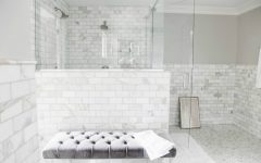 bathroom tile trends Take a Look at the Most Exciting Bathroom Tile Trends for 2019 featured 13 240x150