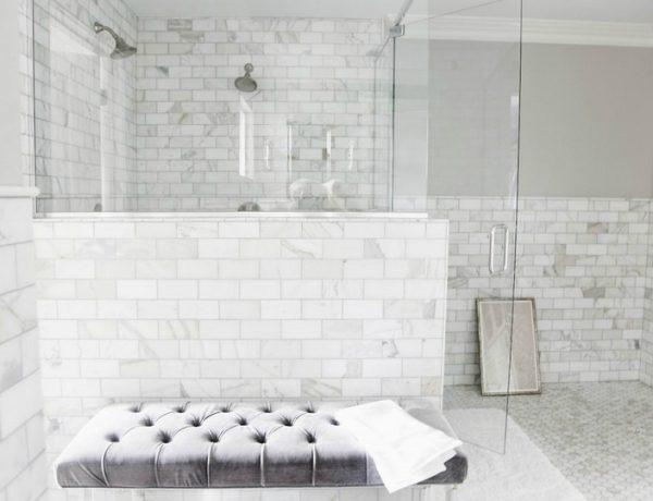 bathroom tile trends Take a Look at the Most Exciting Bathroom Tile Trends for 2019 featured 13 600x460
