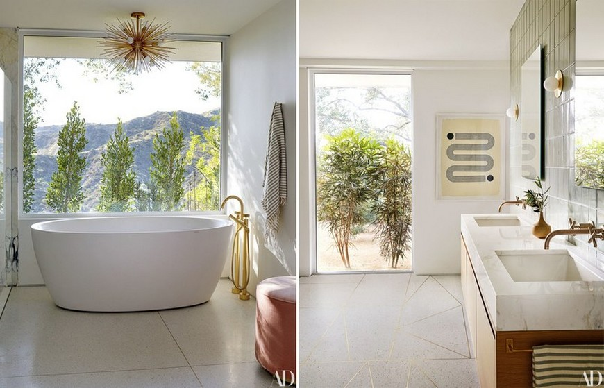 2018 Throwback The Best Luxury Bathrooms Found in Celebrity Homes 5 Celebrity Homes 2018 Throwback: The Best Luxury Bathrooms Found in Celebrity Homes 2018 Throwback The Best Luxury Bathrooms Found in Celebrity Homes 5