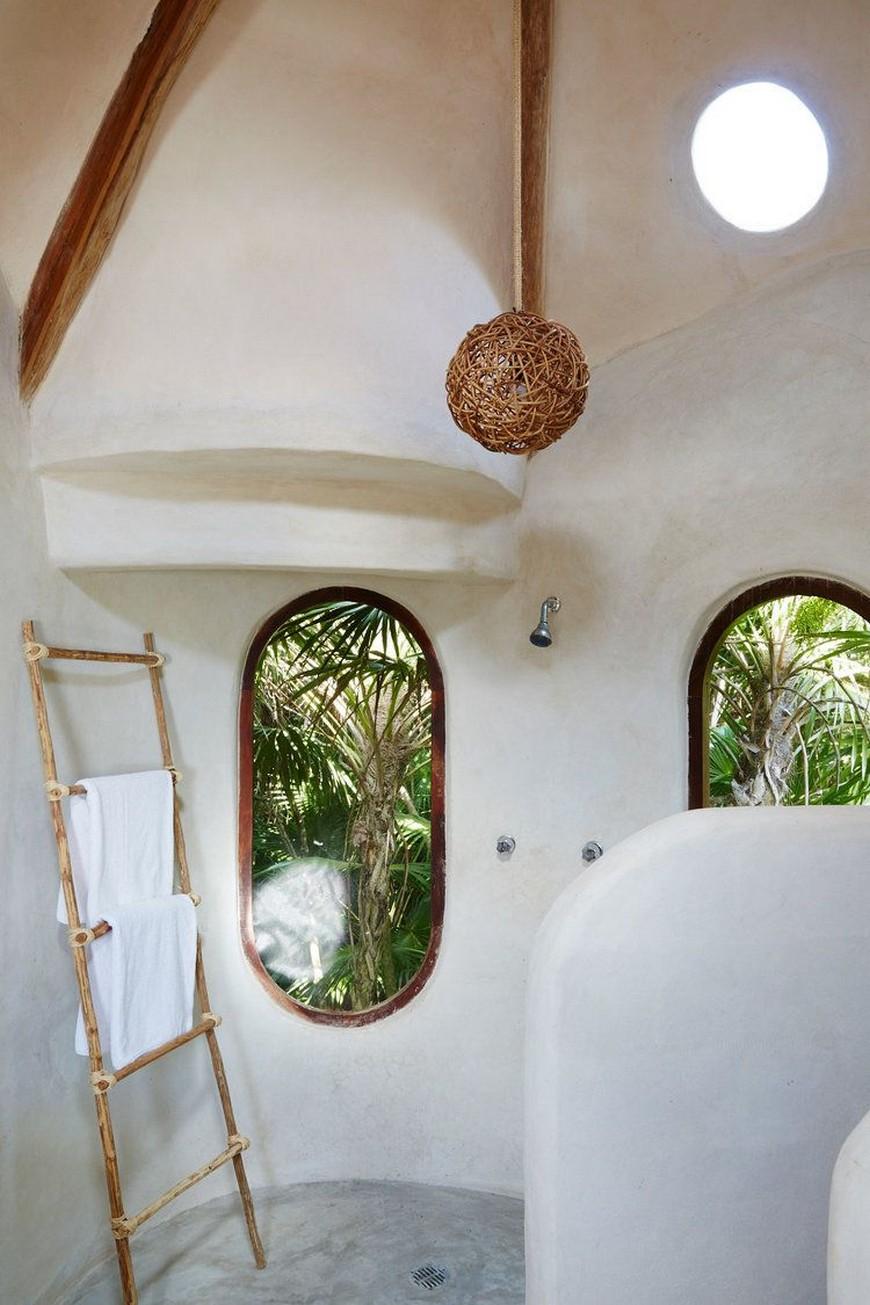 7 Rustic Bathroom Ideas to Help You Create a Balanced and Elegant Set 2