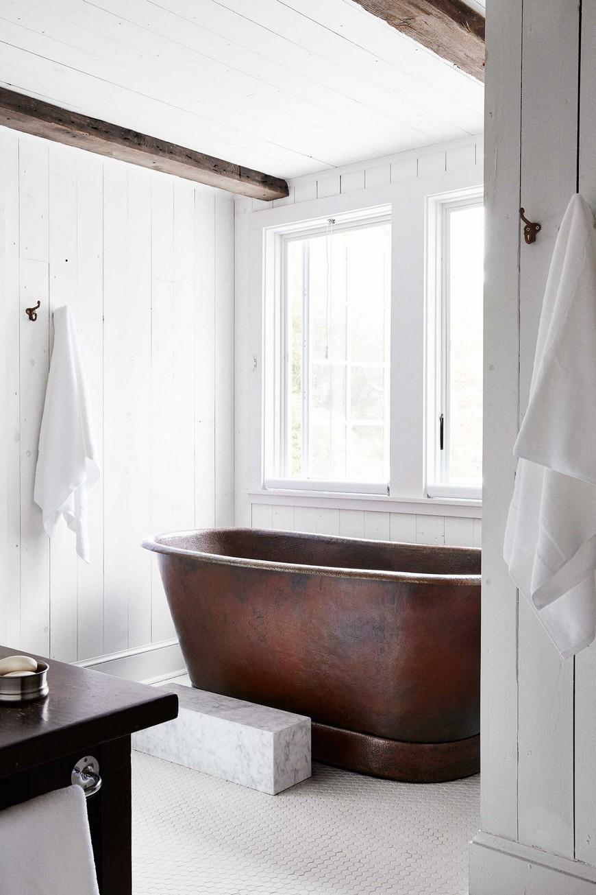7 Rustic Bathroom Ideas to Help You Create a Balanced and Elegant Set 5