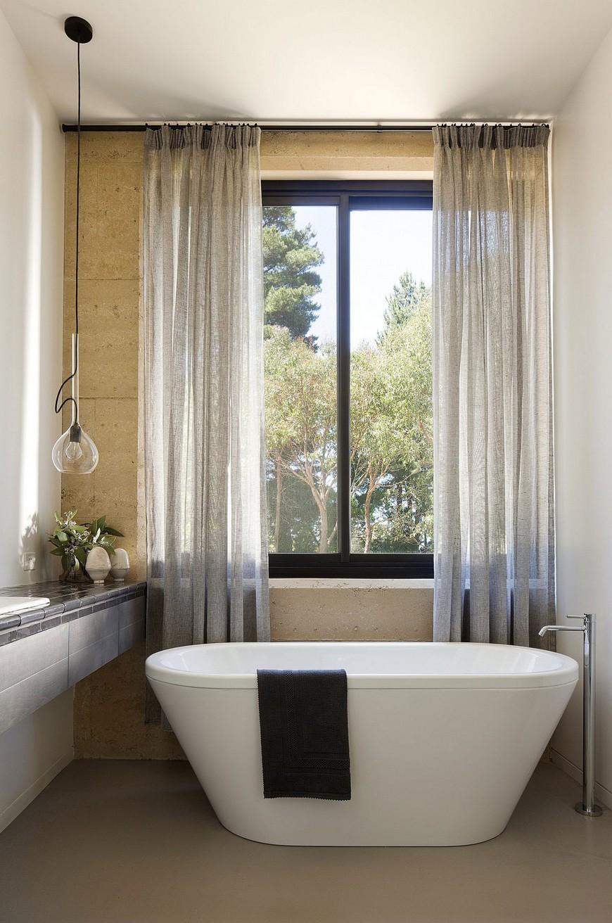 7 Rustic Bathroom Ideas to Help You Create a Balanced and Elegant Set 7