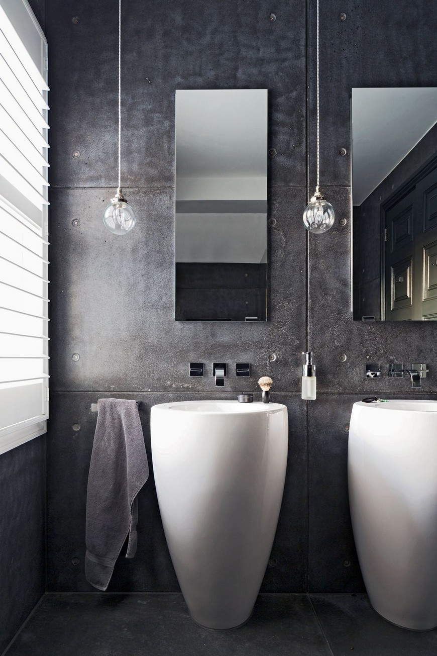 Add an Industrial Touch to Your Set by Copying these Bathroom Ideas 4 Bathroom Ideas Add an Industrial Touch to Your Set by Copying these Bathroom Ideas Add an Industrial Touch to Your Set by Copying these Bathroom Ideas 4