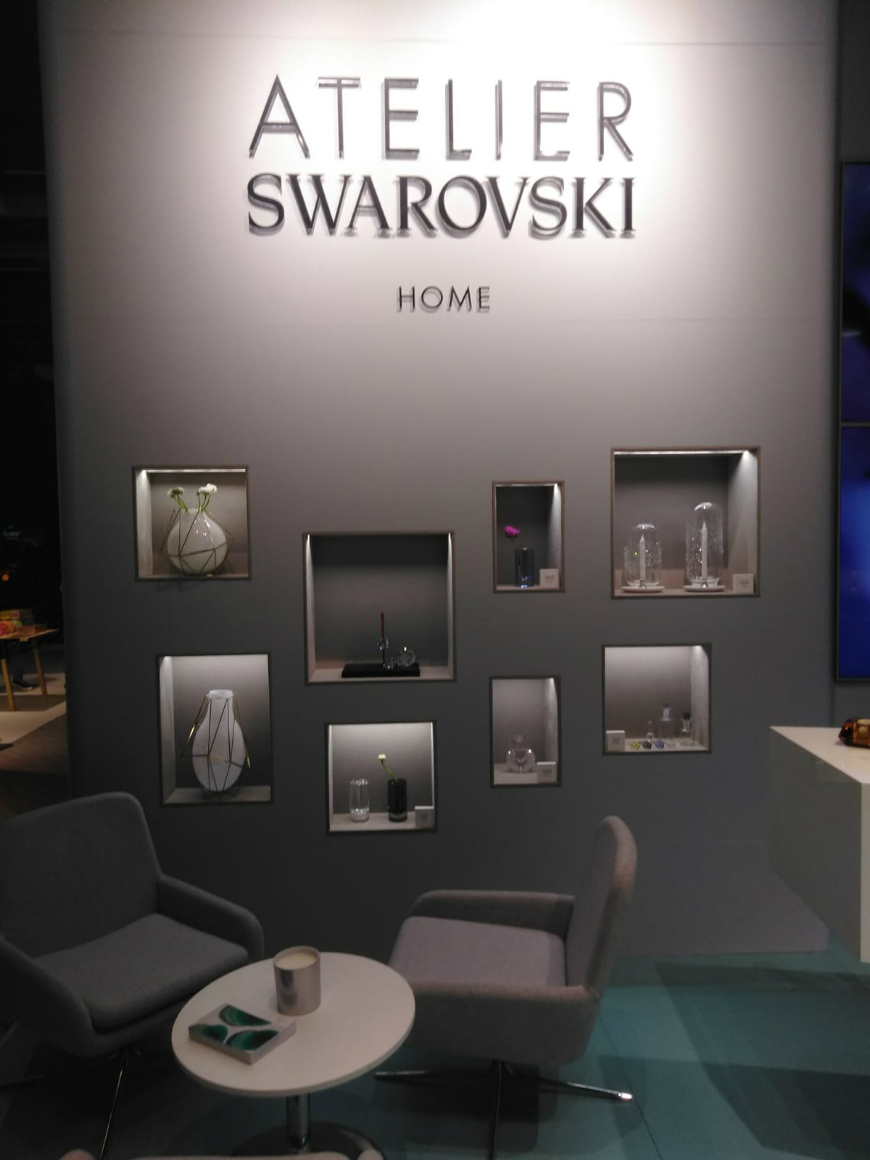 Atelier Swarovski Home Debuts Its In-House Collection at M&O Paris atelier swarovski home Atelier Swarovski Home Debuts Its In-House Collection at M&O Paris Atelier Swarosvki Home Debuts Its In House Collection at MO Paris 8 2