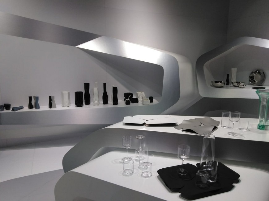 Discover Zaha Hadid Design 2019 Collection of Home Accessories 5 Zaha Hadid Design Discover Zaha Hadid Design's 2019 Collection of Home Accessories Discover Zaha Hadid Design 2019 Collection of Home Accessories 5