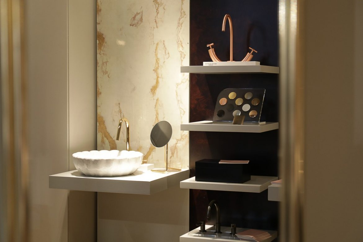 Inspiring Bathroom Vanities From Maison et Objet! maison et objet Inspiring Bathroom Vanities From Maison et Objet! Inspiring Bathroom Vanities From Maison et Objet 5