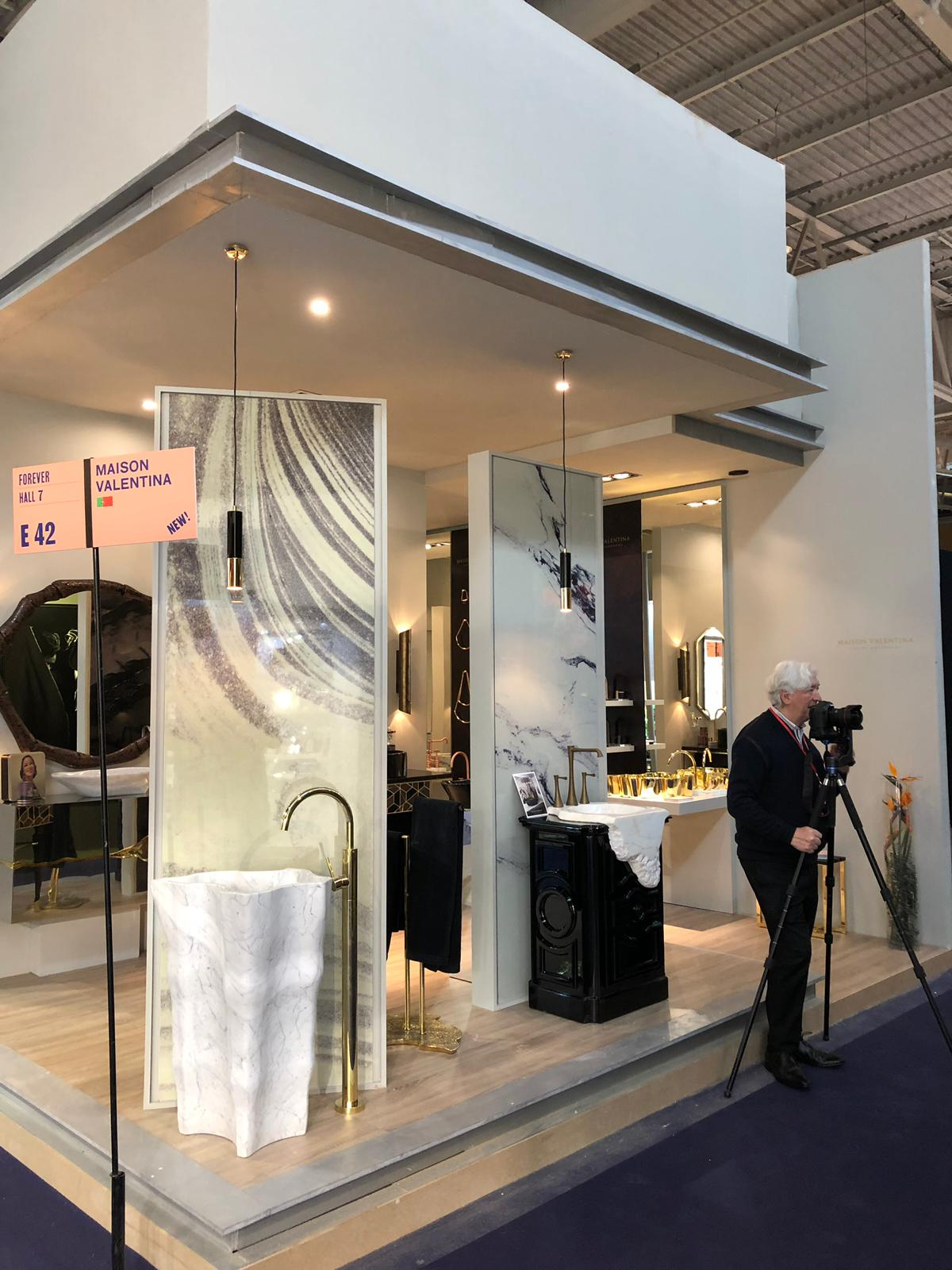 See Highlights from Maison Valentina's Stand at Maison et Objet 2019 (3) maison et objet See Highlights from Maison Valentina's Stand at Maison et Objet 2019 See Highlights from Maison Valentinas Stand at Maison et Objet 2019 3
