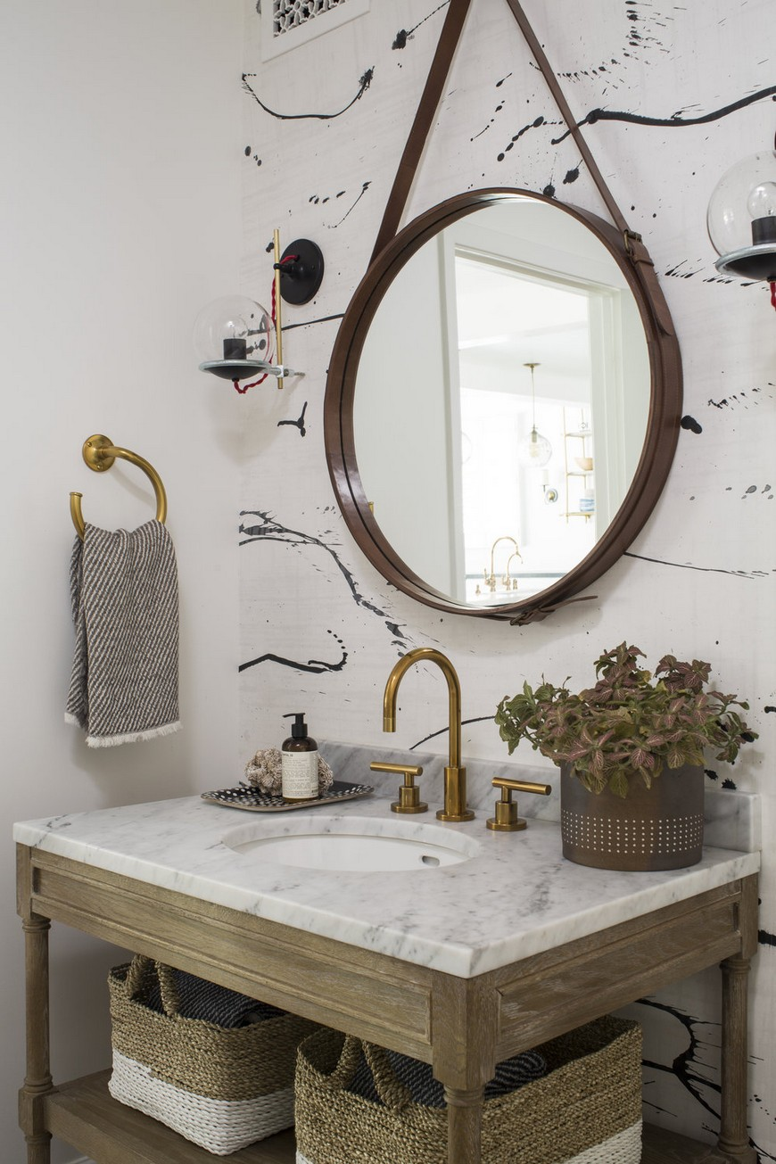 Top Bathroom Trends for 2019 According to Interior Designers 1 bathroom trends Top Bathroom Trends for 2019 According to Interior Designers Top Bathroom Trends for 2019 According to Interior Designers 1
