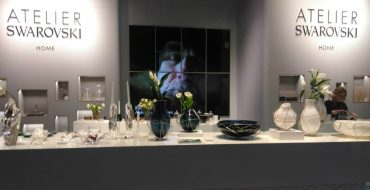 atelier swarovski home Atelier Swarovski Home Debuts Its In-House Collection at M&O Paris featured 11 370x190