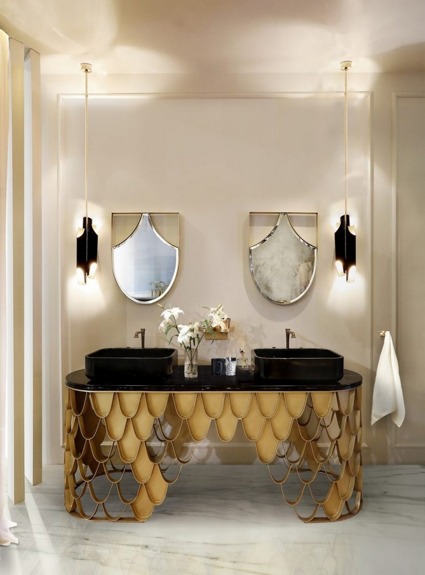 5 Unique Mirrors That Will Fit Like A Glove In Your Luxury Bathroom Luxury Bathroom 5 Unique Mirrors That Will Fit Like A Glove In Your Luxury Bathroom 5 Unique Mirrors That Will Fit Like A Glove In Your Luxury Bathroom 2