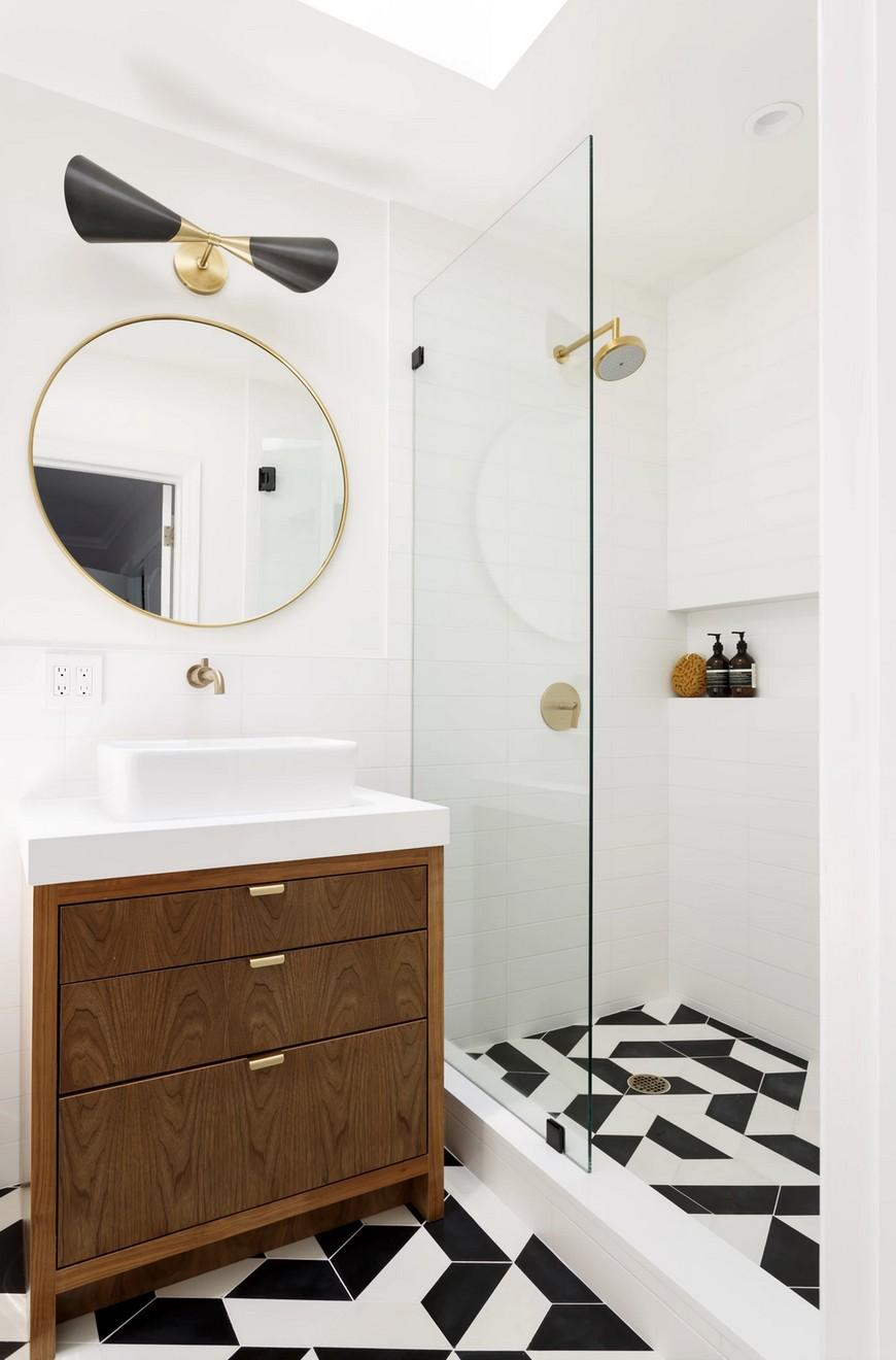 Walk In Shower, bathtub, maison valentina, interior design, bathroom, bathroom design walk in shower Bathtub Or Walk In Shower? The Answer Is Right Here! Bathtub Or Walk In Shower The Answer Is Right Here 1