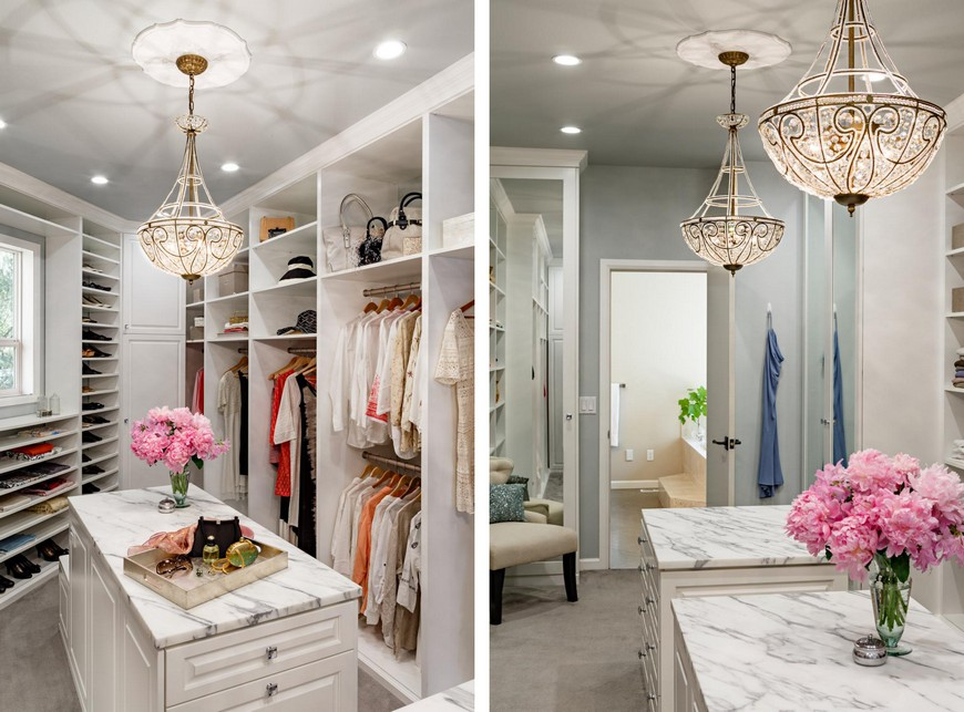 Complement Your Luxury Bathroom With A Memorable Walk- In Closet Luxury Bathroom Complement Your Luxury Bathroom With A Memorable Walk- In Closet Complement Your Luxury Bathroom With A Memorable Walk In Closet 4
