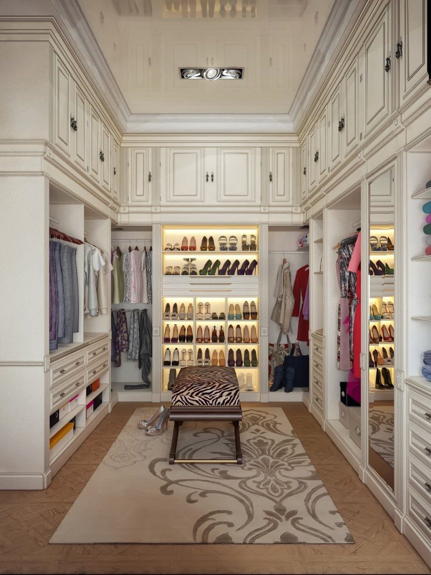 Complement Your Luxury Bathroom With A Memorable Walk- In Closet Luxury Bathroom Complement Your Luxury Bathroom With A Memorable Walk- In Closet Complement Your Luxury Bathroom With A Memorable Walk In Closet