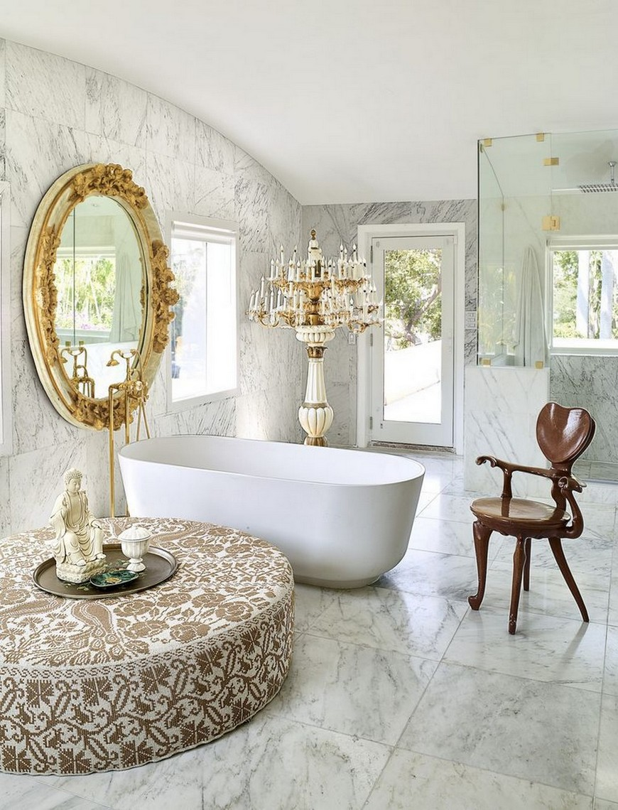 luxury bathroom Find Out Elle Decor's Top Luxury Bathrooms List! Find Out Elle Decors Top Luxury Bathrooms List