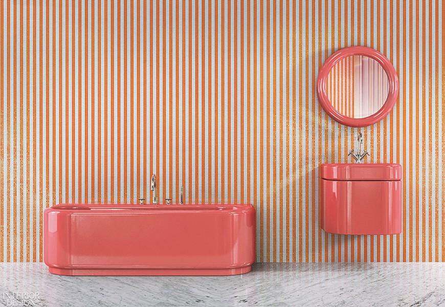 India Mahdavi Presents A Playfull Twist To The Bisazza Bath Collection india mahdavi India Mahdavi Presents A Playful Twist To The Bisazza Bath Collection India Mahdavi Presents A Playfull Twist To The Bisazza Bath Collection