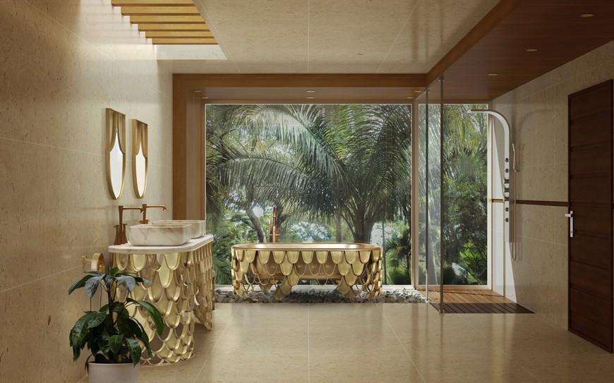 Inspirational Design Ideas For A Unique Open- Concept Bathroom Design bathroom design Inspirational Design Ideas For A Unique Open- Concept Bathroom Design Inspirational Design Ideas For A Unique Open Concept Bathroom Design 5