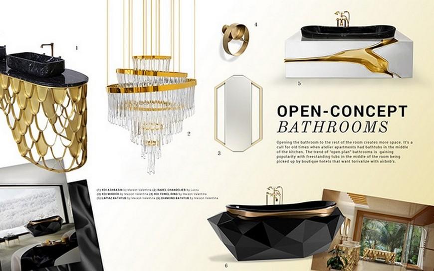 Inspirational Design Ideas For A Unique Open- Concept Bathroom Design bathroom design Inspirational Design Ideas For A Unique Open- Concept Bathroom Design Inspirational Design Ideas For A Unique Open Concept Bathroom Design